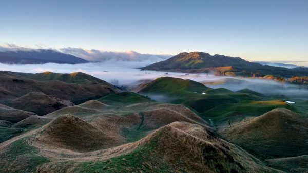 Valley in Mist Cover Photo