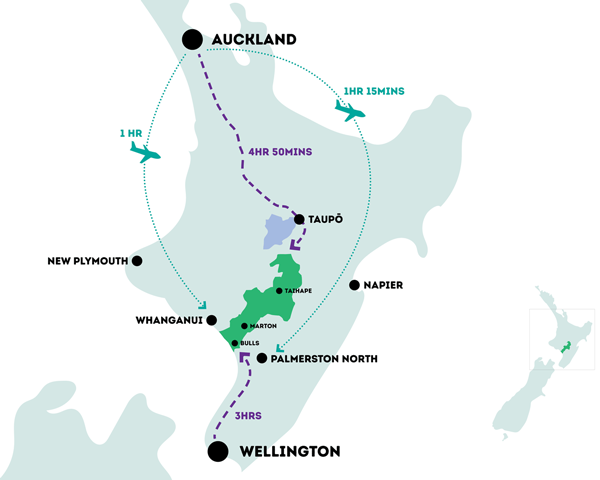 Visit rangitikei map